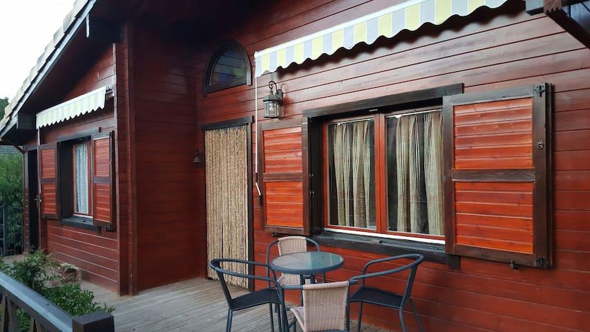 Fantastica casa de madera  La Rioja - Gallinero de Rioja - House
