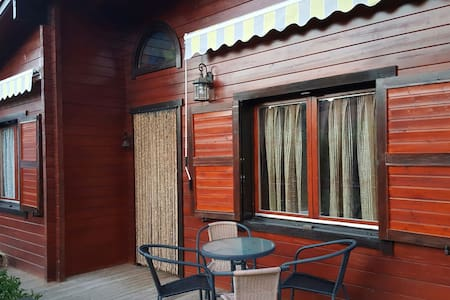 Fantastica casa de madera  La Rioja - Gallinero de Rioja