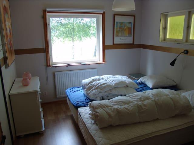 Det ene soveværelse