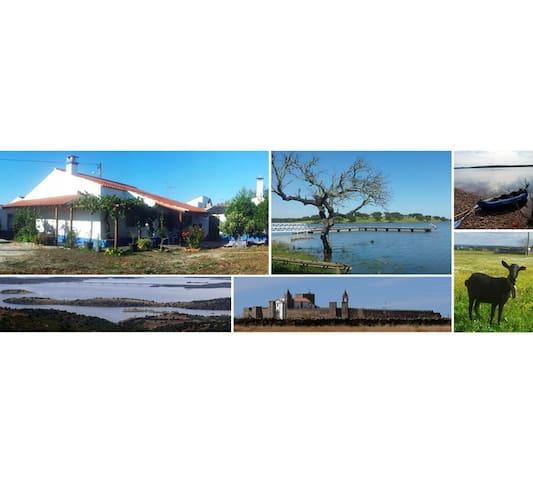 Campinho Guesthouse - Rural Tourism - Campinho - Villa