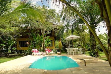 Charming beach house 5 min. from  - - Trancoso