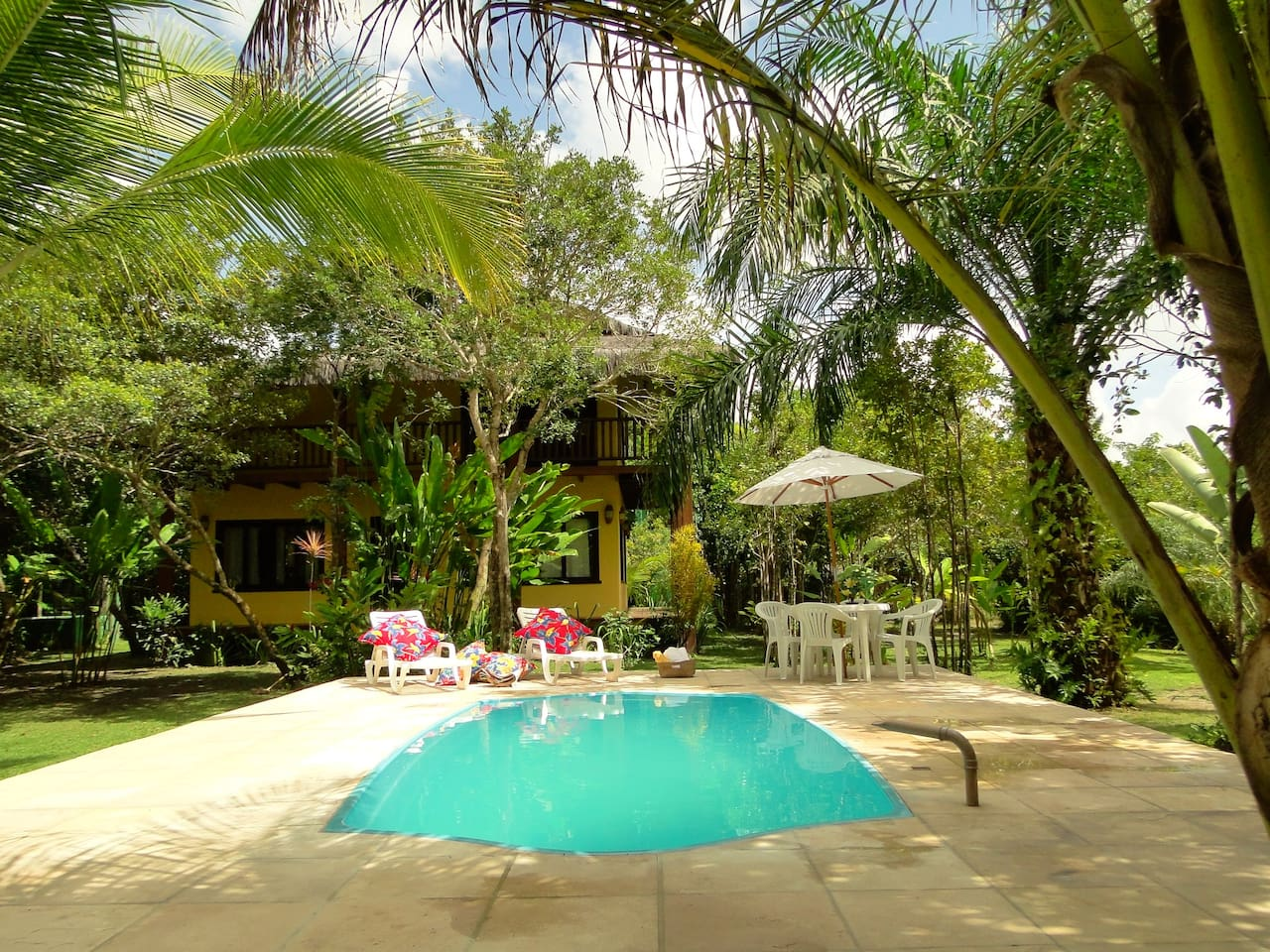 Charming beach house 5 min. from