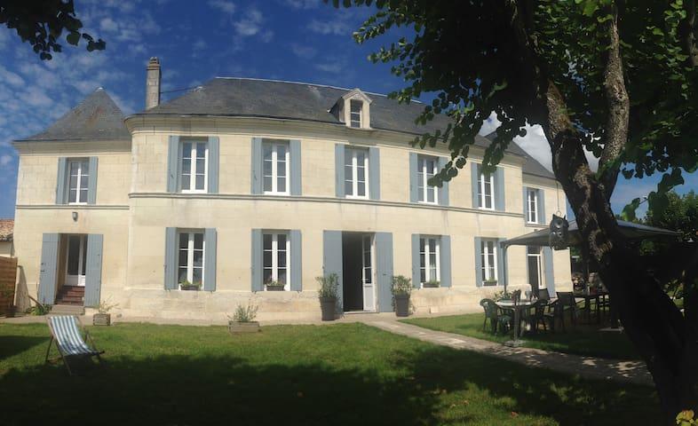 Demeure familiale du 19 ème siècle - Saint-Ciers-du-Taillon - Haus