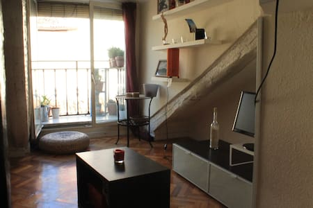 Loft-Atico en Plaza Mayor/ Sol
