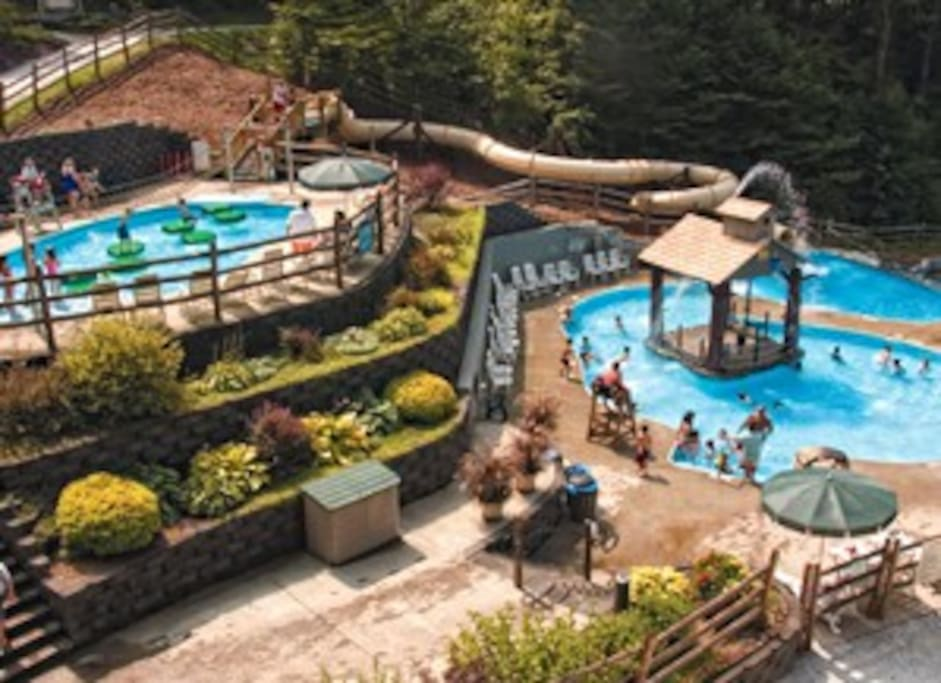Smugglers' Notchville Park & other Water Slides/Pools . . . + other Family Activities