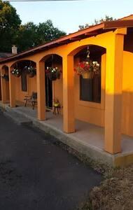 Casa de Lamonta, Qbed & indoor pool - Villa