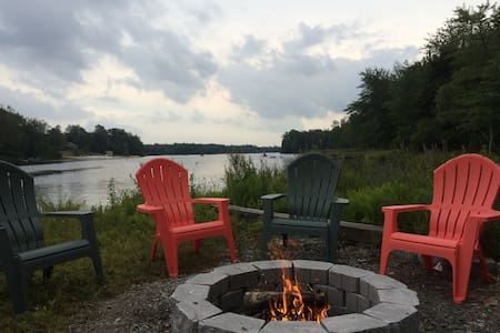 Lake House Hideout in the Poconos - Tobyhanna