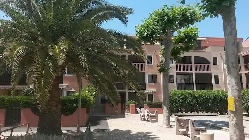 Résidence Les Coraux - Canet-en-Roussillon - Apartmen
