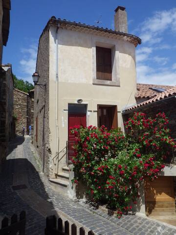 maison en pierre - Combes - Casa