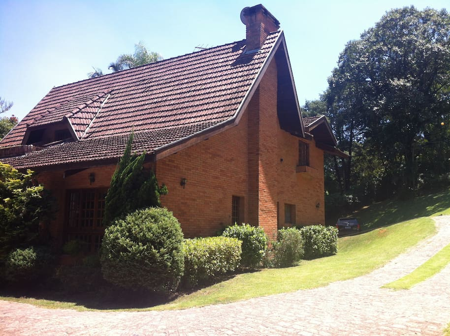 Beautiful House In Granja Viana Houses For Rent In