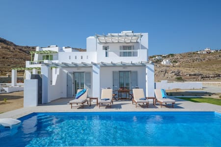 HERON VILLA - Naxos
