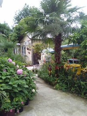 2-хместный домик в Сочи, п.ЛОО - Lazarevskiy - Casa