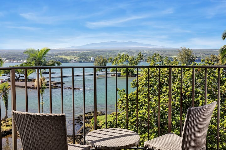 1 Bedroom Corner Suite w/Ocean View - #450