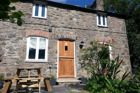Cosy newly renovated 2 bed cottage - Machynlleth - Rumah