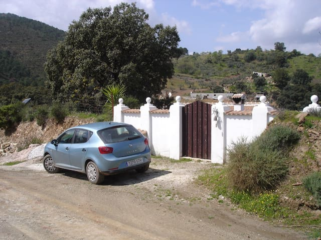 Spanish countryside property - Tolox - Casa