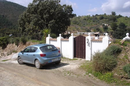 Spanish countryside property - Tolox - Huis