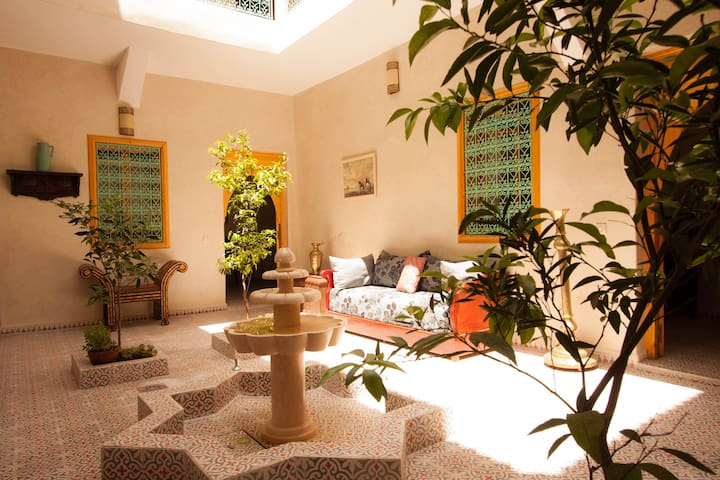 Riad Inaka - Marrakech - House