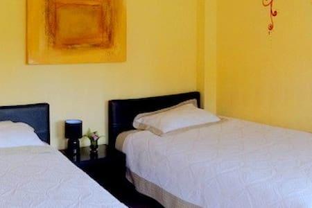 Habitación de 12 m2 en Bungalow - Urcuquí - Bungalow