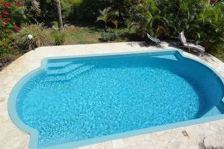 Appartement dans villa avec piscine - Piton Saint-Leu