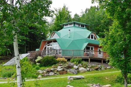 Amazing Solar Dome - Albany - Casa