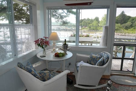 Cute Studio Cottage on the Water Near Acadia - Southwest Harbor