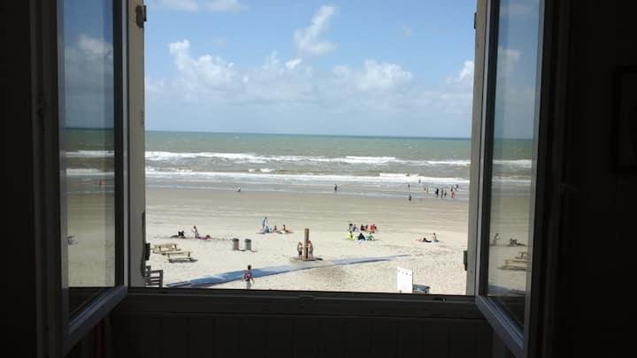 Appartement en front de mer
