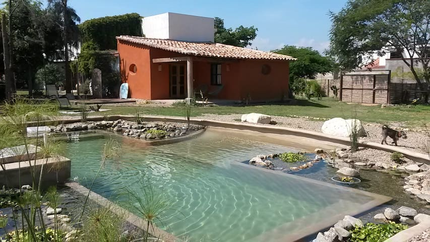 BUNGALOW W/ GARDEN AND POOL - San Sebastian Etla