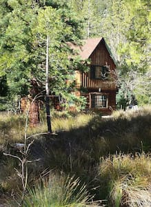Room type: Entire home/apt Bed type: Real Bed Property type: Cabin Accommodates: 2 Bedrooms: 1 Bathrooms: 1.5