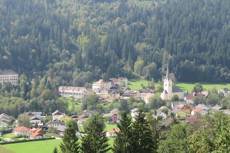 Ruhiges Häuschen - Himmelberg - Talo