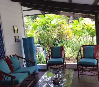 Steps Away from Punta Uva - AC WiFi