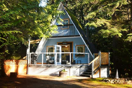 Stone's Throw Cottage Retreat - Qualicum Beach - Cabaña