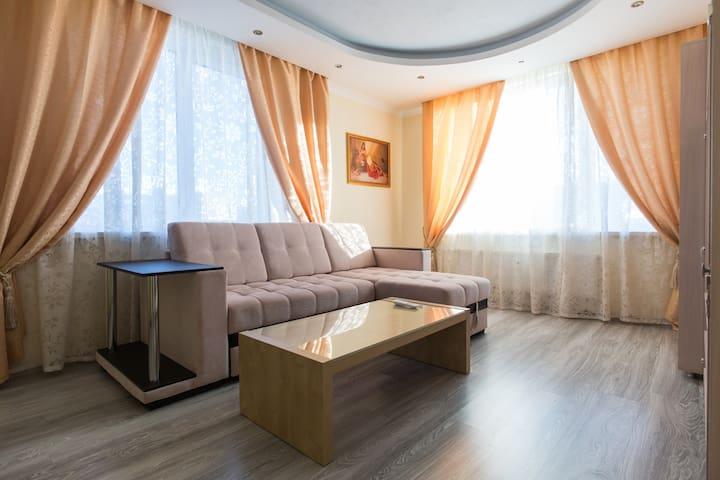 Уютная квартира в новом доме! - Sankt-Peterburg - Lejlighed