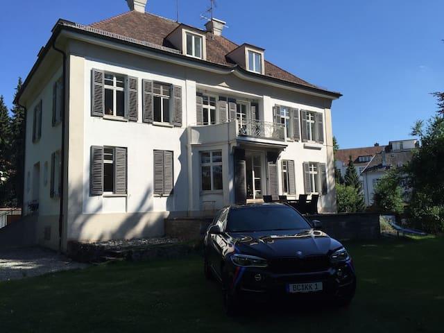 Charmante, neu renovierte Wohnung - Biberach an der Riß - Apartment
