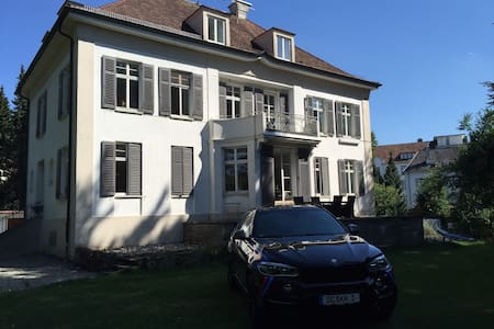 Charmante, neu renovierte Wohnung - Biberach an der Riß