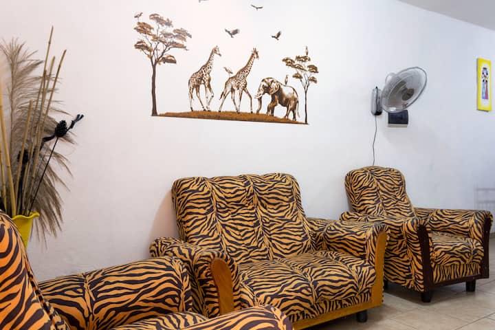 Private Apartment Malecon Havana near Wi Fi.