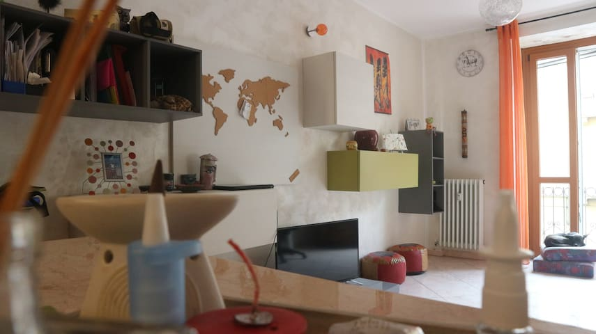 Casa luminosa e accogliente comoda al centro