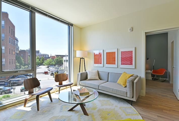 Amazing Apartment in South End Boston 1 bed 1 bath - Boston - Apartment
