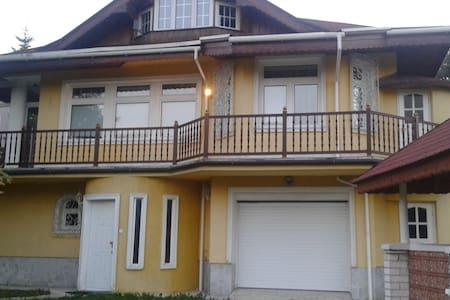 Do wynajęcia cały dom w Ustroniu - Ustroń - Casa