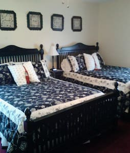 A country Inn with a modern touch. - Reedville - Bed & Breakfast