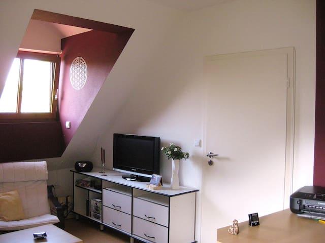 Freundliches, geräumiges Zimmer! - Bünde / Ahle - Casa