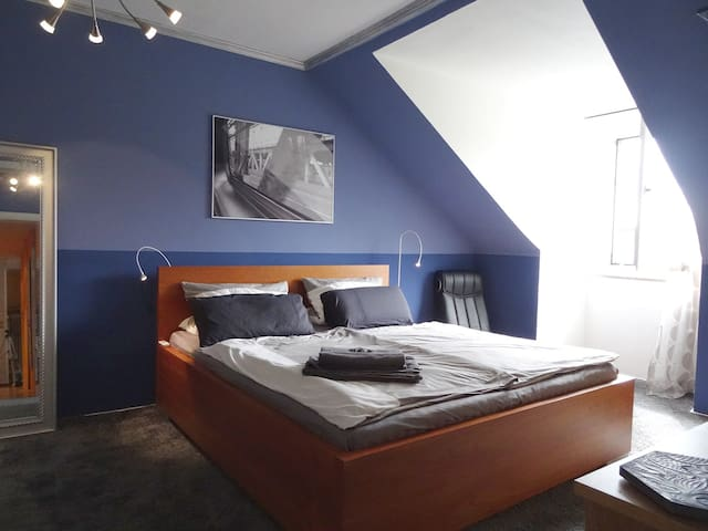 Confortable et directement au centre-ville - Munich - Bed & Breakfast