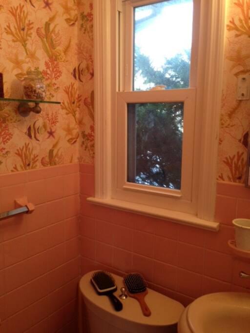 En Suite Bath with Shower