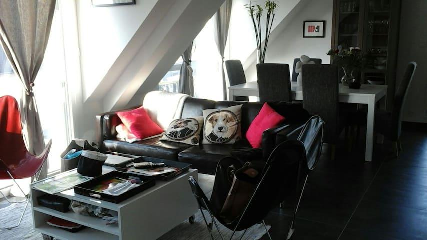 Appartement T3 terrasse Saint Malo  - Saint-Malo - Daire