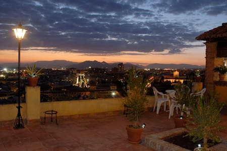 TRADITIONAL CARMEN ALBAYCIN GARDEN & VIEWS - Granada - Villa
