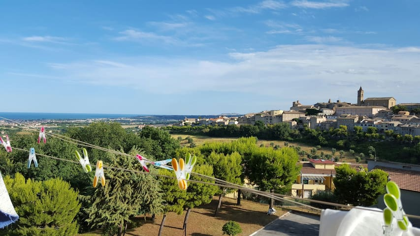 Appartamento con vista mare - Civitanova Alta - Apartment