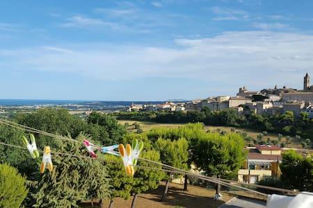 Appartamento con vista mare - Civitanova Alta