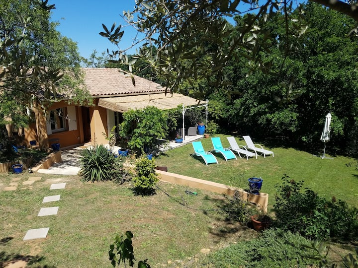 Villa Nîmes, Arles, Camargue, Provence