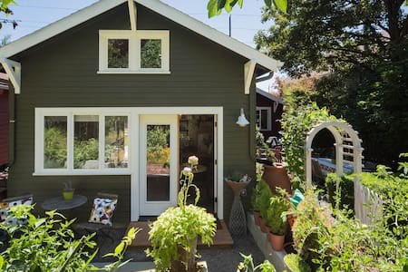 Sellwood Garden Studio- Dog Friendly! - Portland - Dům