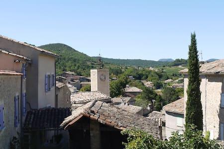 Jolie maison de village - Mollans-sur-Ouvèze - 独立屋