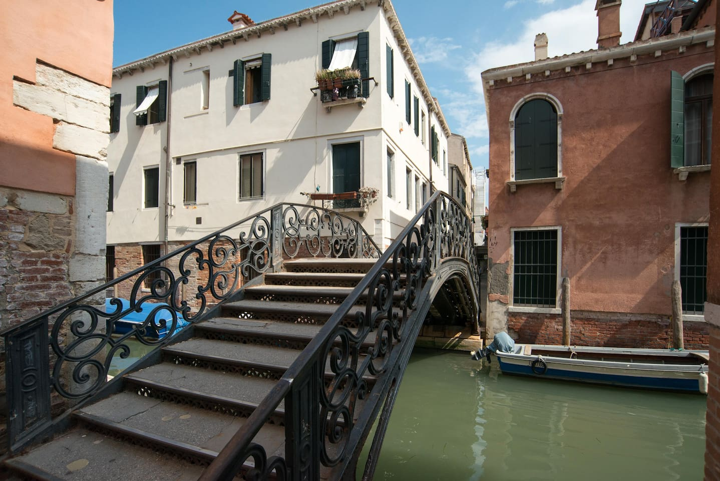Apartment for four people in the heart of Venice